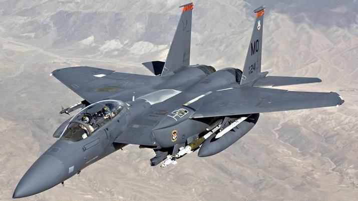 Pesawat tempur F-15 Amerika Serikat - Pinterest