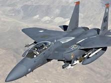 F-15 Pilihan Prabowo Ternyata Masuk 10 Jet Tempur Tercanggih
