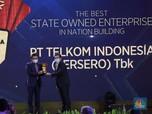 Telkom Raih Penghargaan The Best SOE in Nation Building