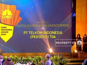Telkom Sebagai The Best Digitalization Enabler Enterprise
