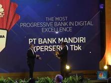 Bank Mandiri Raih CNBC Indonesia Award 2020