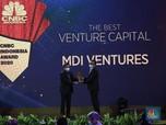 MDI Ventures Raih Penghargaan The Best Venture Capital