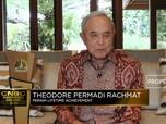 TP Rachmat, Lifetime Achievement CNBC Indonesia Award 2020