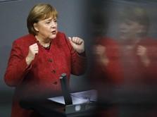 Jokowi & Merkel Sepaham, Tolak Nasionalisme Vaksin!