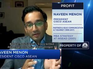 Cisco: RI Jadi Pasar Jaringan 5G Terbesar ASEAN di 2025