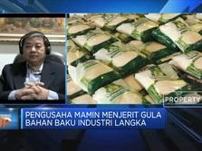 Gula Industri Langka, Pabrik Mamin Bisa Setop Produksi