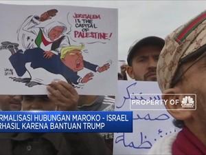 Maroko Normalisasi Hubungan Dengan Israel