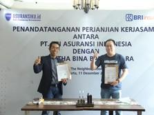 Kemudahan Proteksi, BRI Insurance & Asuransiku.id Kolaborasi