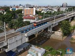 Termasuk Stasiun Cikoya, KRL Tak Beroperasi di Banten