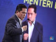 90% Kena Dampak Corona, Erick Ungkap 'Revolusi' Besar BUMN