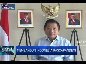 Menteri PPN Dukung Peran SDGs Media Compact Indonesia