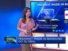 Pesawat Made In Bandung Go Global