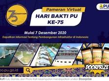 Melihat Infrastruktur diseluruh Indonesia Secara Virtual