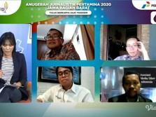 24 Karya Jadi Juara AJP 2020 di Wilayah Jawa Bagian Barat