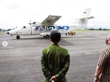 Kantongi Sertifikat, Pesawat N219 Buatan RI Langsung Diborong