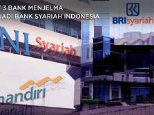 Saat 3 Bank Menjelma Menjadi Bank Syariah Indonesia