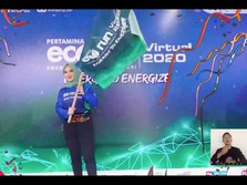 3.000 Runner Pertamina Virtual Eco Run 2020 Donasi Rp2,95 M