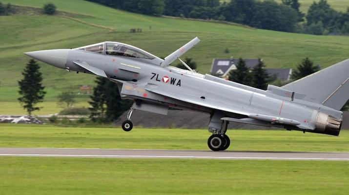 Der erste Eurofighter