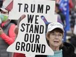 Tak Terima Kalah, Pendukung Trump Demo Tuntut Kecurangan