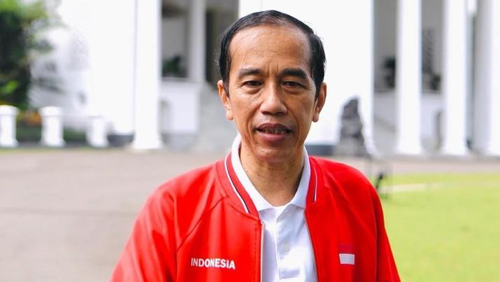 Presiden Joko Widodo (Biro Pers Sekretariat Presiden/ Lukas)