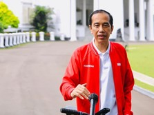 Jokowi Soal Herd Immunity: 30% Tak Divaksin Corona Sudah Aman