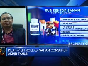 Kulik Peluang Cuan dari Saham Sektor Konsumer