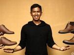 BRI Ventures & GDP Suntik Modal ke Produsen Sepatu Brodo
