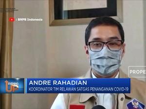 Pandemi Covid-19, RI Butuh  Banyak Relawan Tenaga Medis