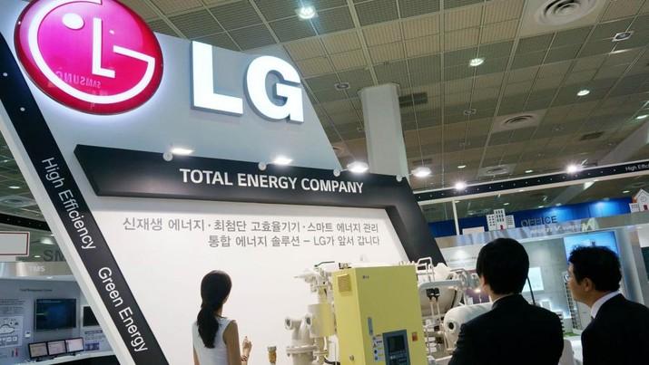 Korea Energy Show 2013 di COEX, Seoul (Dok: LGEPR)