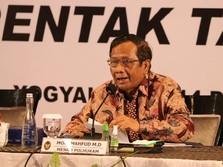 Mahfud MD Sebut Jokowi Mengurusi
