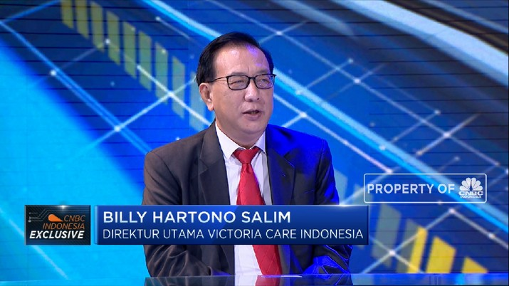 Optimisme IPO Saham Victoria Care Indonesia (CNBC Indonesia TV)