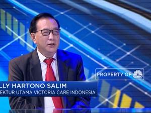 Optimisme IPO Saham Victoria Care Indonesia