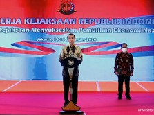 Titah Jokowi: Penegakan Hukum Jangan Menimbulkan Ketakutan!