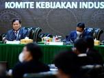 Sah! Prabowo Lantik Wamenhan Trenggono Jadi Sekretaris KKIP