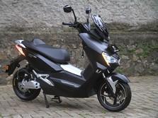 Wow, 6 Juta Motor Bakal Dimodifikasi Jadi Motor Listrik