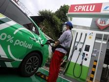 Harga Charging Mobil Listrik Dijamin Lebih Murah daripada BBM