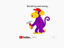 YouTube Down, Ini Penjelasan Manajemen