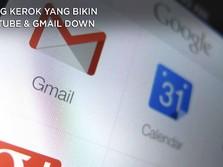 Biang Kerok Tumbangnya Youtube & Gmail Cs Secara Bersamaan