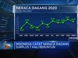 Lagi, Neraca Dagang Indonesia Surplus!