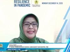 Bank bjb Raih Penghargaan Bisnis Indonesia Award 2020