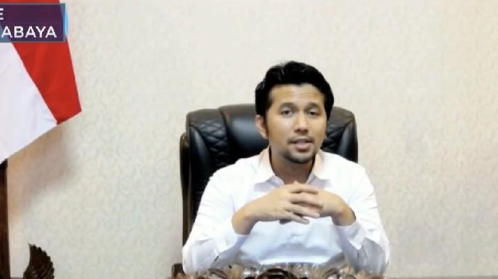 Emil Dardak : Wakil Gubernur Jawa Timur  (CNBC Indonesia TV)