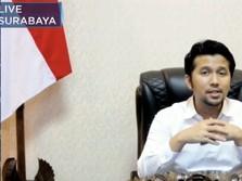Emil Dardak Bongkar Jurus Jatim Genjot Pendidikan Vokasi