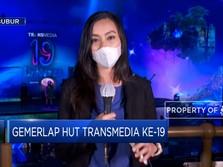 Gemerlap Persiapan HUT Transmedia 19 Universe