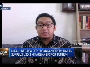Impor Masih Lesu, Neraca Dagang November Diproyeksi Surplus