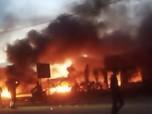 Smelter Nikel China di Sulawesi Dibakar Massa, Ini Pemicunya
