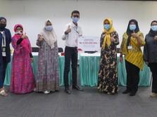 Pertamina Gulirkan Modal Usaha Rp 4 M di Balikpapan