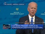Sah! Joe Biden Presiden Terpilih Amerika Serikat
