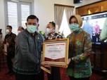 Tangsel Raih Penghargaan Kota Peduli HAM