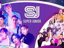 Malam Ini! Super Junior Tampil di HUT Transmedia ke-19