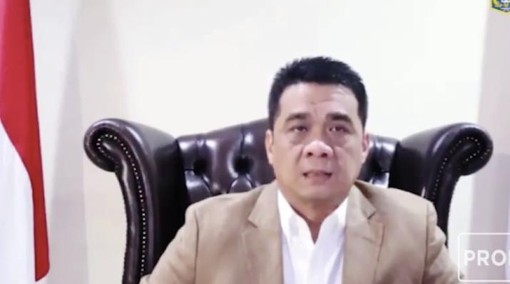 Wakil Gubernur Ahmad Riza
